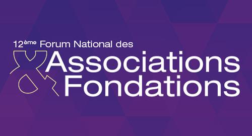 12è édition du Forum National des Associations & Fondations - 18 octobre - Paris