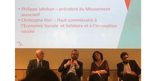 """Christophe Itier annonce un """"Social Business Act"""" pour l'ESS"""