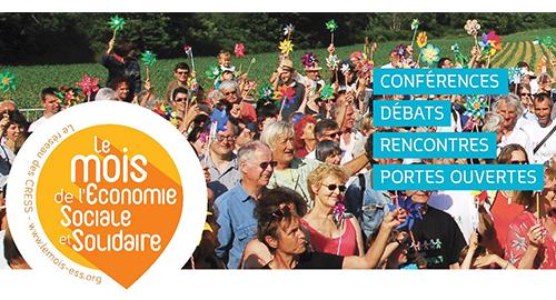 Lancement du Mois de l'ESS le 7 novembre - Hérouville-Saint-Clair