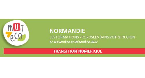Transitions numériques : formations gratuites – novembre et décembre