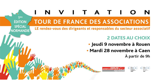 Tour de France des Associations Normandie - 9 novembre - Rouen