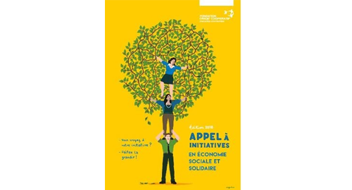 Acteurs de l'Economie Sociale et Solidaire, faites connaitre votre initiative ! Jusqu'au 21 janvier 2018