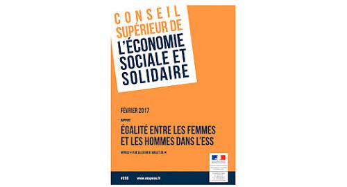 Le CNCRESS lance l'Observatoire Egalité et Parité Femmes Hommes dans l'ESS