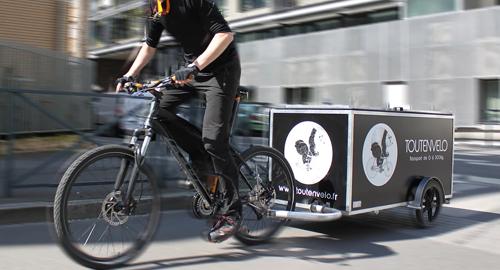 Tout en vélo arrive à Caen !