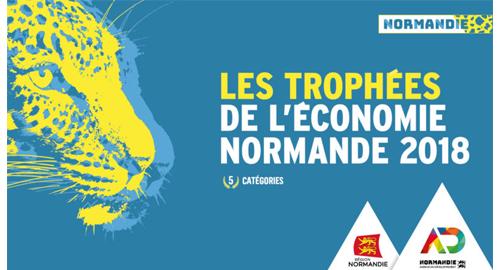 Trophées de l'économie normande 2018 jusqu'au 5 février