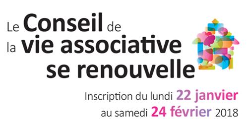 Le Conseil de la Vie associative de Caen se renouvelle : réunion d'information - 6 février - Caen