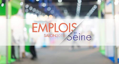 L'ESS au forum Emplois en Seine 2018 : faites connaître vos opportunités d'emploi et de formation