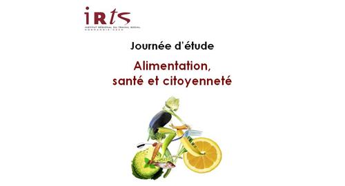 """Journée d'étude """"Alimentation, santé et citoyenneté"""" - 29 mars - Caen"""