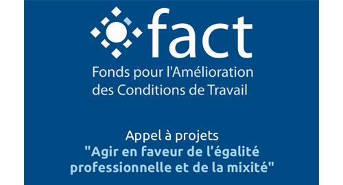 Appel à projet « Agir en faveur de l'égalité professionnelle et de la mixité » jusqu'au 13 avril