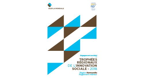 Trophées régionaux de l'innovation sociale jusqu'au 31 juillet