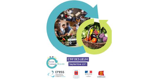 Étude sur la place de l'économie sociale et solidaire dans l'économie circulaire en Normandie