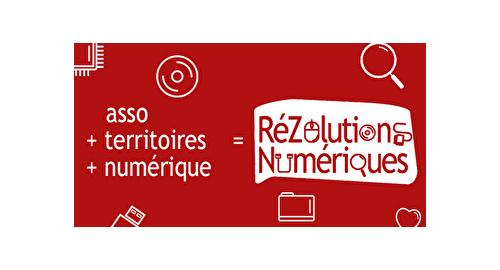 Les RéZolutions numériques en Normandie Perspectives 2018 - 16 avril - Alençon