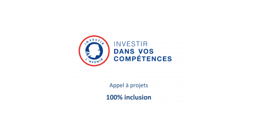 """Appel à projets """"100 % inclusion"""" jusqu'au 4 juin 2019"""