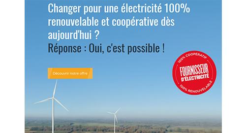 Enercoop : après le prix Ademe, la reconnaissance French Impact