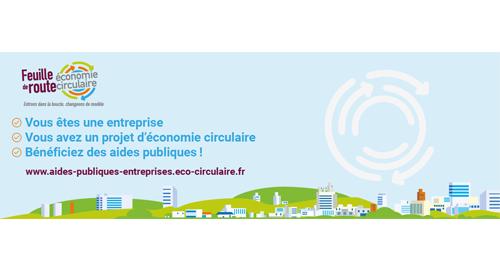Lancement du portail des aides publiques sur l'économie circulaire