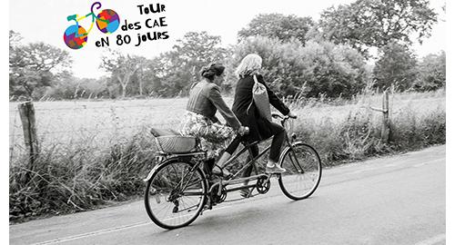 Tour des CAE : étape Flers/Sainte Honorine la Guillaume - 16 juin