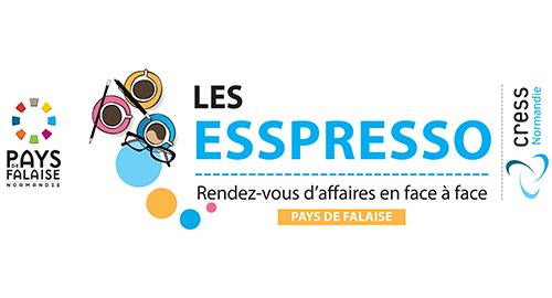 Les ESSpresso du Pays de Falaise, rendez-vous d'affaires de l'ESS en face à face - 16 octobre