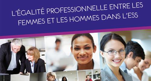 Egalité professionnelle femmes-hommes dans l'ESS : deux guides pour faire le point